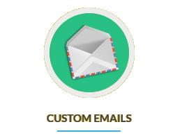 Custom Emails